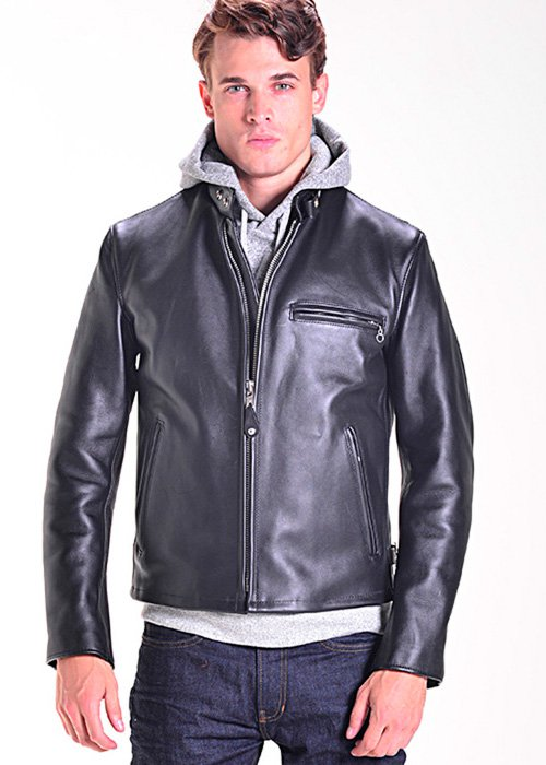 Куртка SCHOTT Single Rider Steerhide